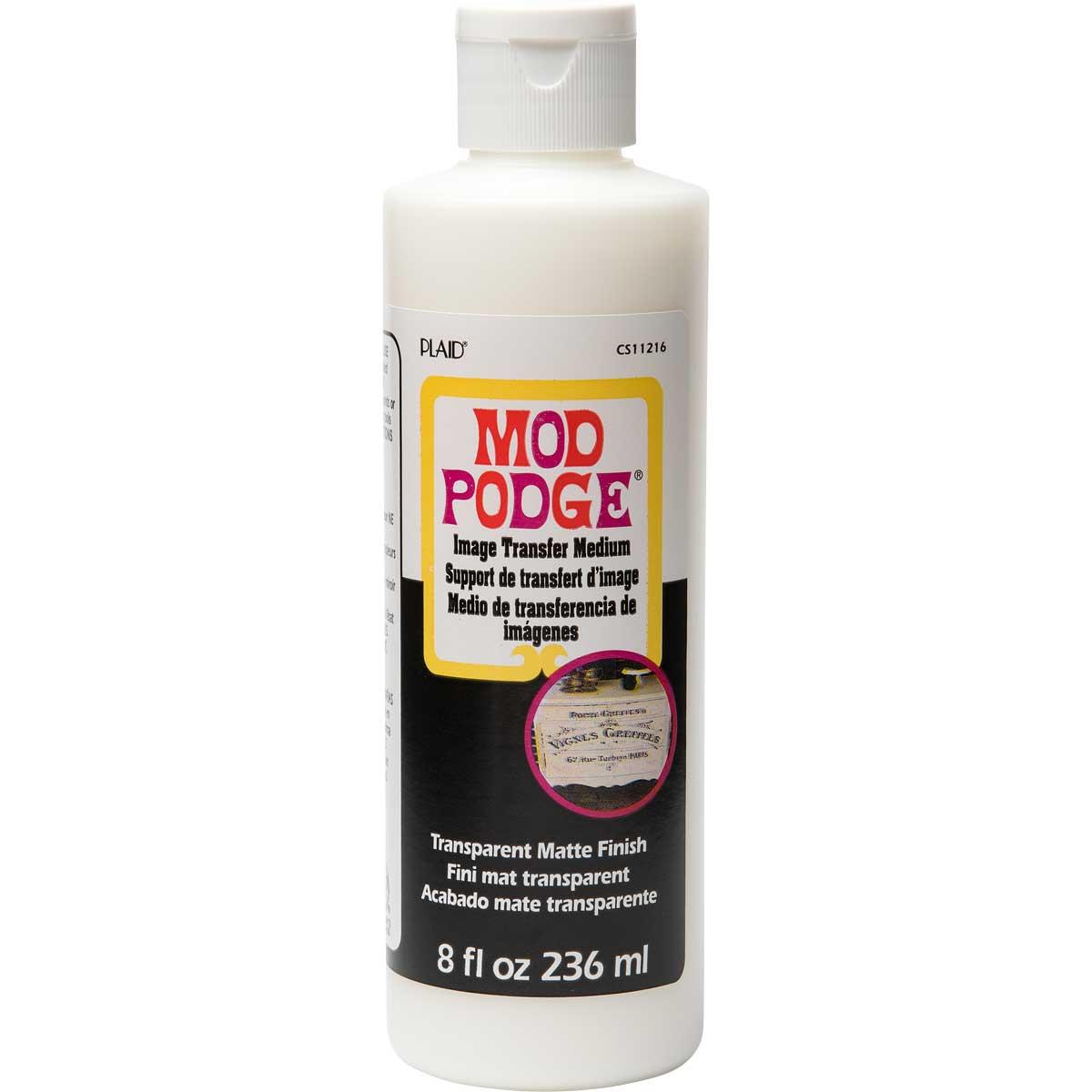 Mod Podge ® Image Transfer Medium Clear, 8 oz.