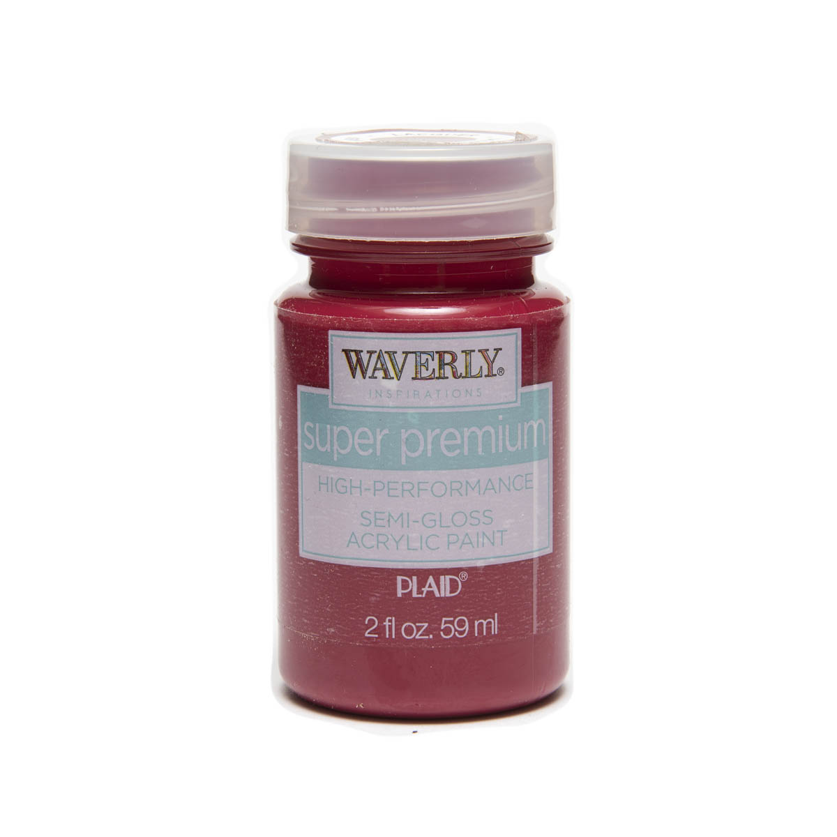 Waverly ® Inspirations Super Premium Semi-Gloss Acrylic Paint - Lacquer, 2 oz. - 60610E