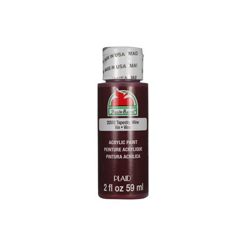 Apple Barrel ® Colors - Tapestry Wine, 2 oz.