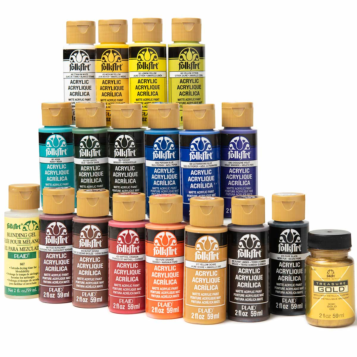 FolkArt ® Studio Series Let's Paint Kit - 99301