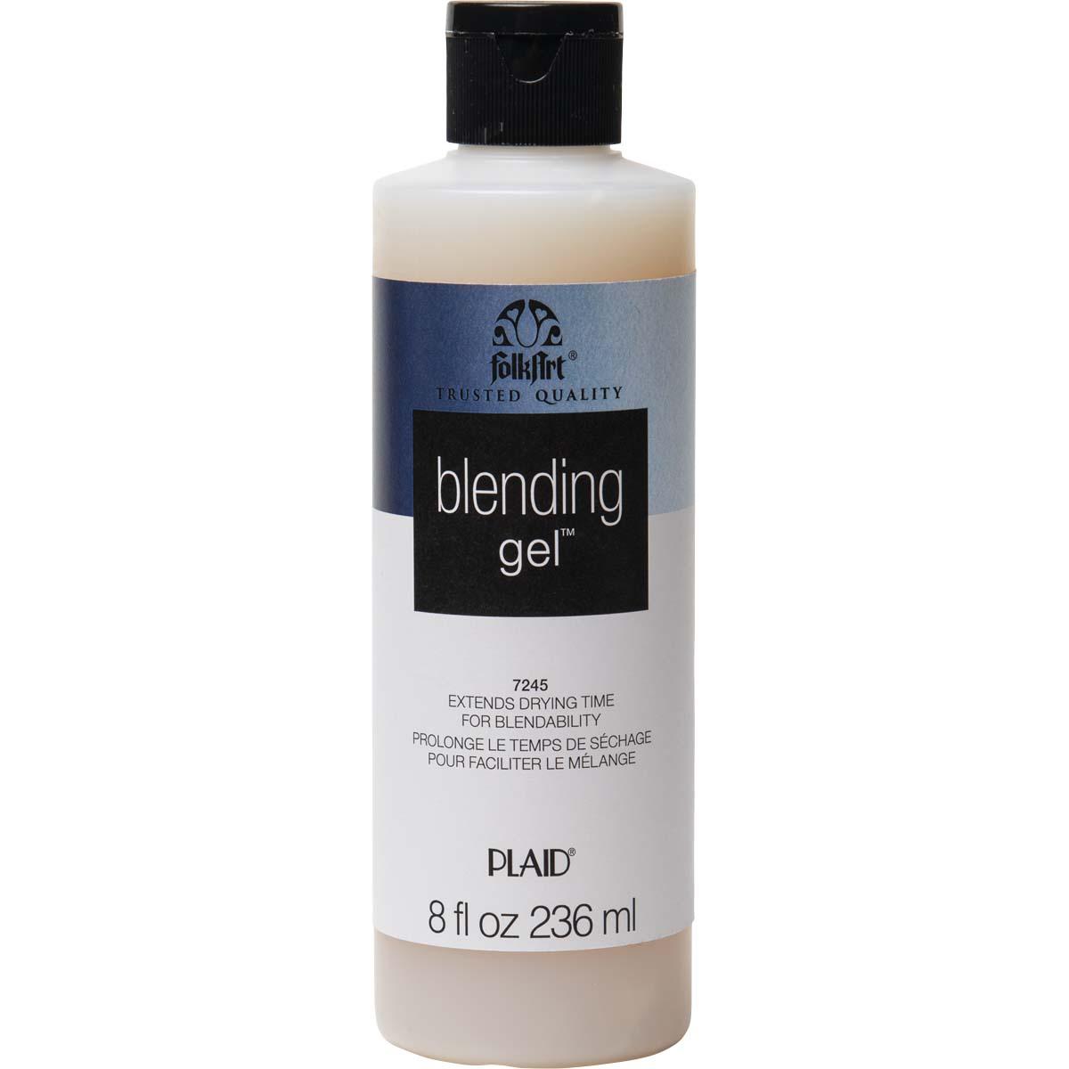 FolkArt ® Mediums - Blending Gel, 8 oz. - 7245