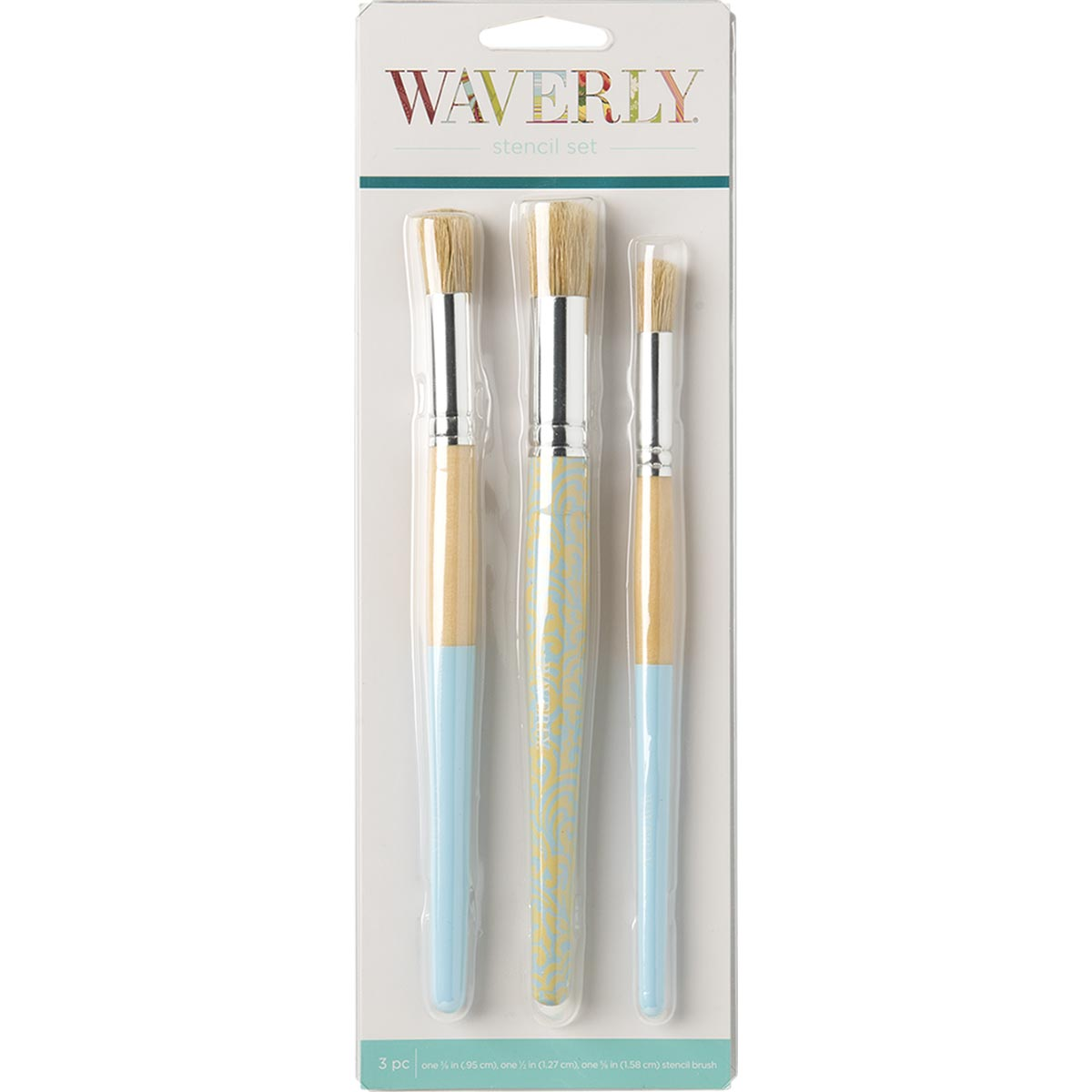Waverly ® Brushes - Stencil Set, 3 pc.