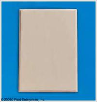 Plaid ® Wood Surfaces - Plaques - Rectangle, Large