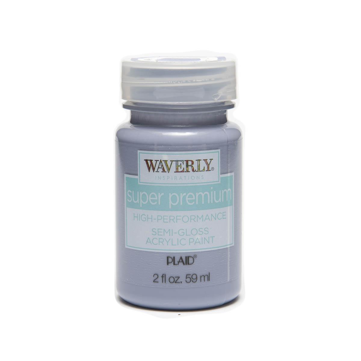 Waverly ® Inspirations Super Premium Semi-Gloss Acrylic Paint - Lavender, 2 oz.