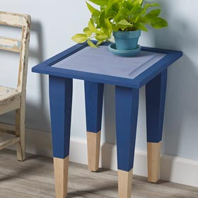 Milk Painted Furniture - Side Table