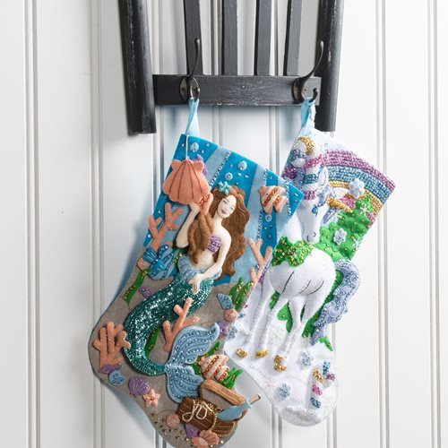 Chair Stocking Holder