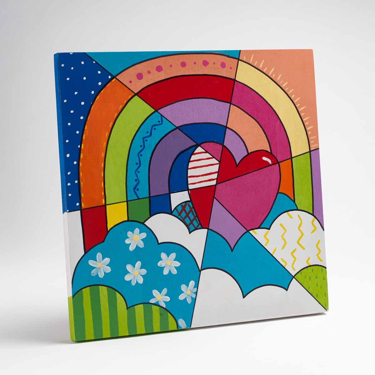 Friendship Canvas - Kids' Painting Party