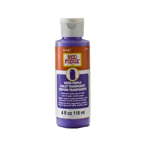 Mod Podge ® Sheer Color - Purple, 4 oz.