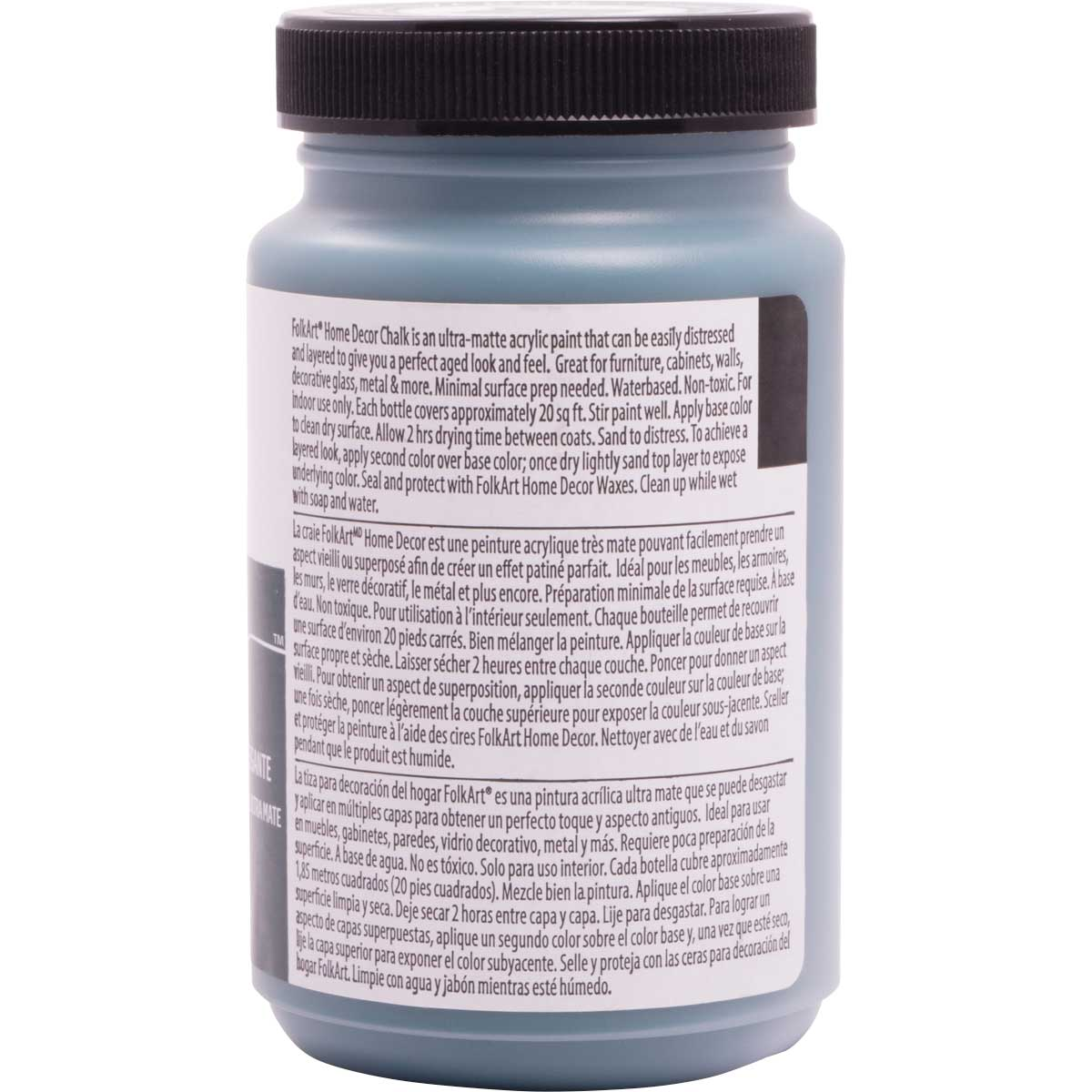 FolkArt ® Home Decor™  Chalk - Elegant Teal, 8 oz.