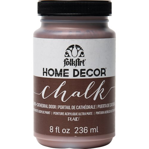 FolkArt ® Home Decor™ Chalk - Cathedral Door, 8 oz.