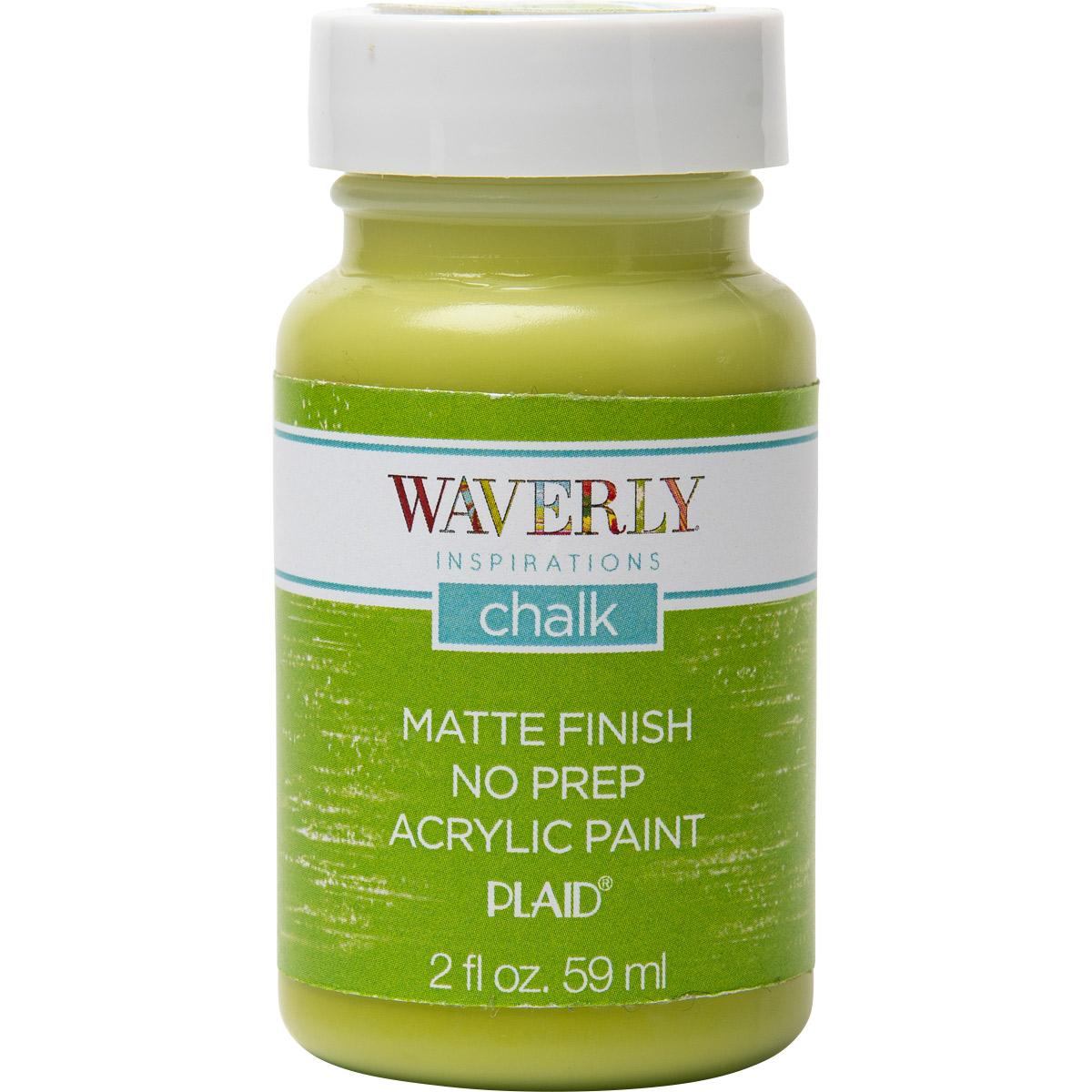 Waverly ® Inspirations Chalk Finish Acrylic Paint - Scallion, 2 oz. - 44631E