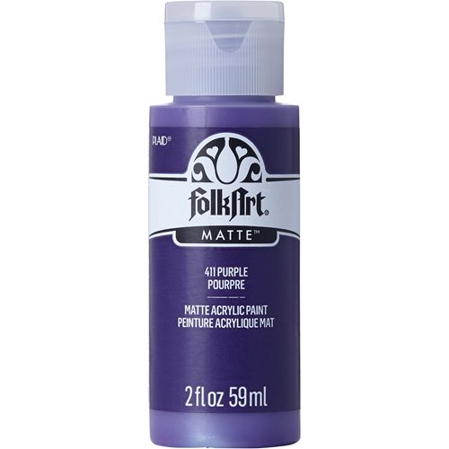 FolkArt ® Acrylic Colors - Purple, 2 oz.