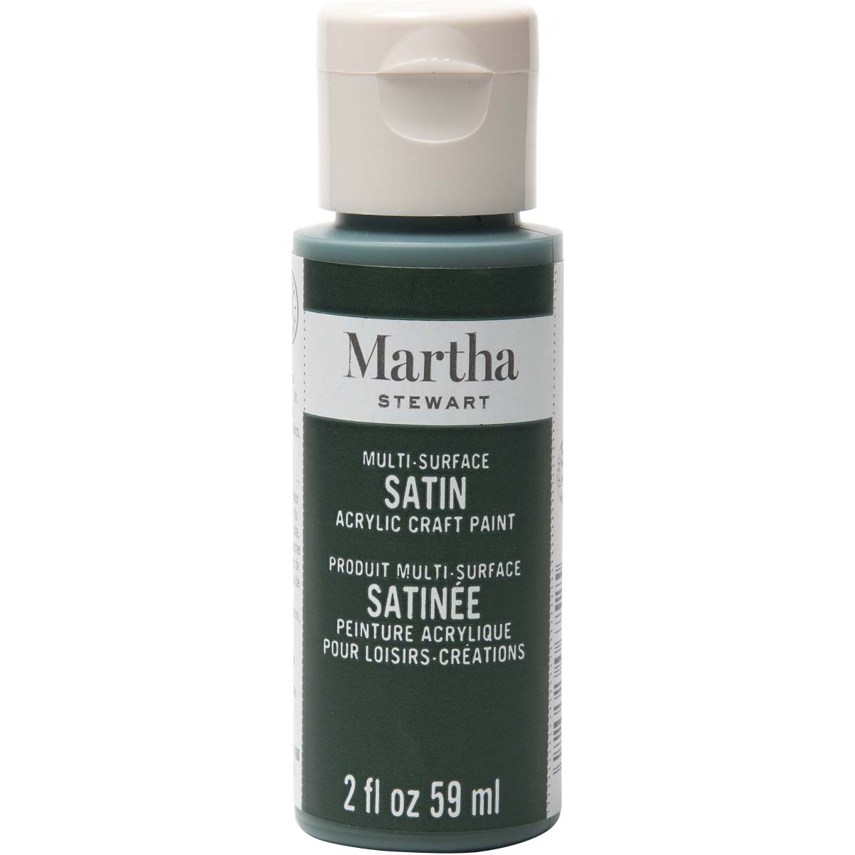 Martha Stewart ® Multi-Surface Satin Acrylic Craft Paint - Seaweed, 2 oz. - 32001CA