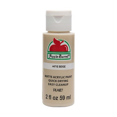Apple Barrel ® Colors - Beige, 2 oz.