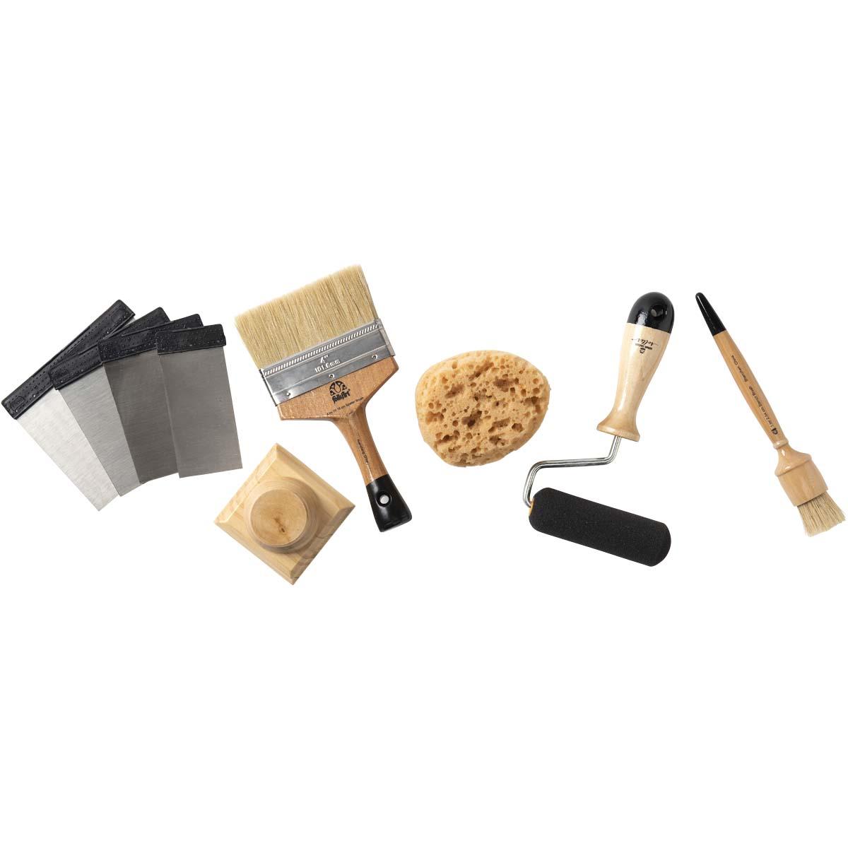 FolkArt ® One Stroke™ Applicator Kit - Basics and Finishing - 90197