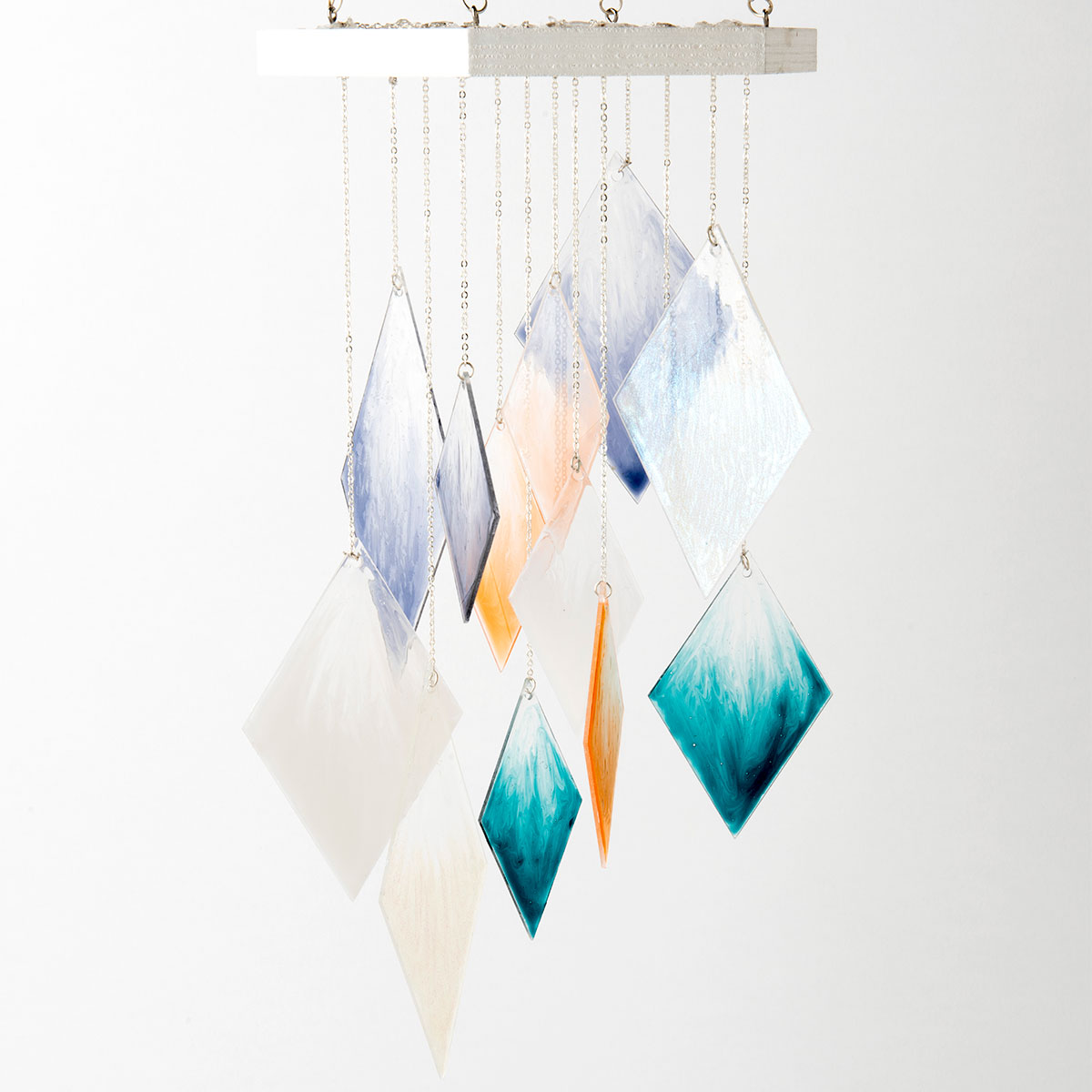 Ombre Glass Mobile