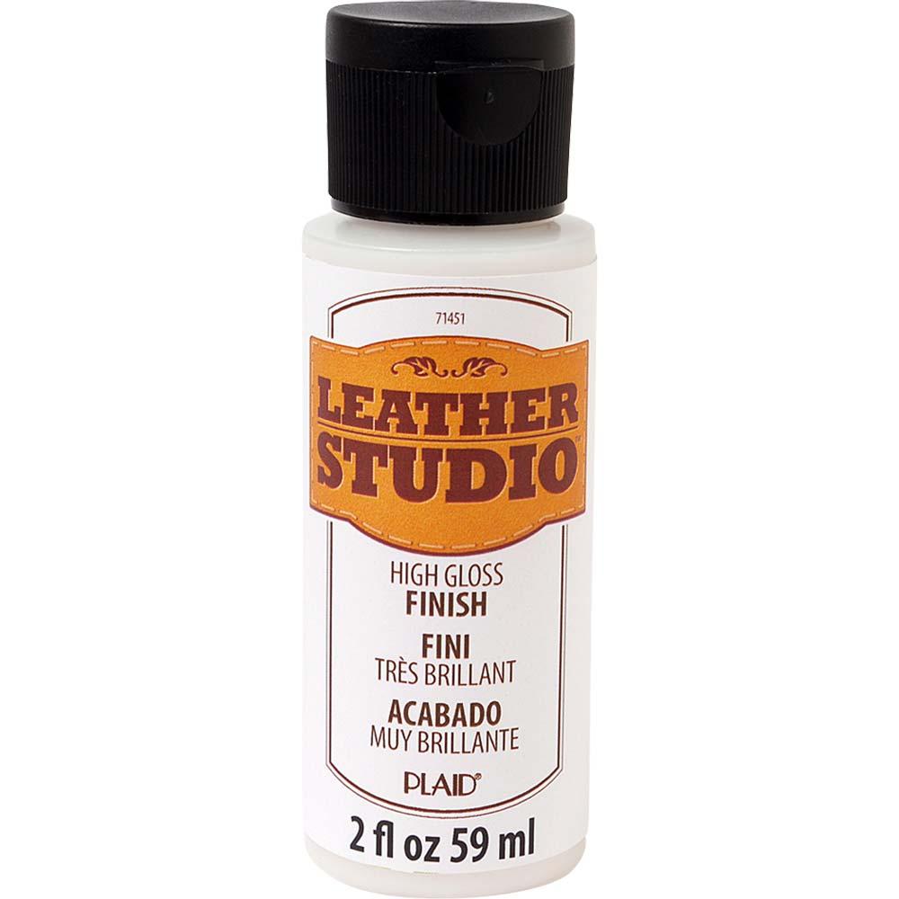 Leather Studio™ Paint Finish - High Gloss, 2 oz.