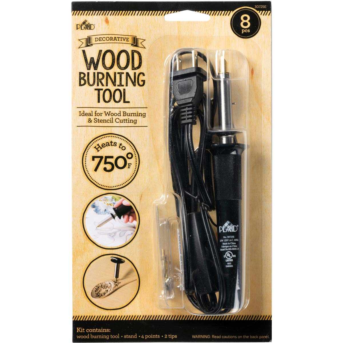 Plaid ® Decorative Wood Burning Tool - 30725