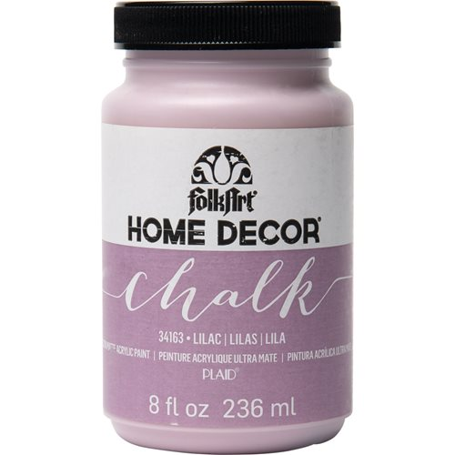 FolkArt ® Home Decor™ Chalk - Lilac, 8 oz.