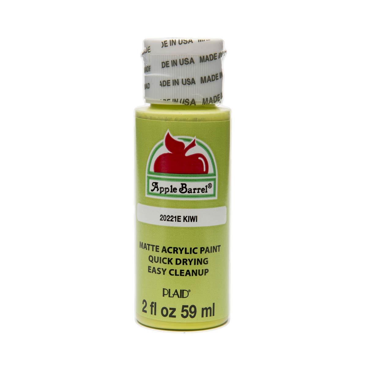 Apple Barrel ® Colors - Kiwi, 2 oz.