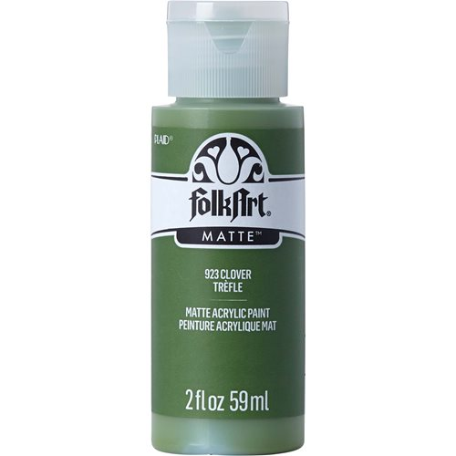 FolkArt ® Acrylic Colors - Clover, 2 oz. - 923