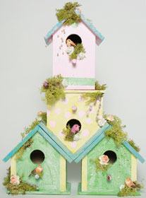Beach Birdhouse Condo
