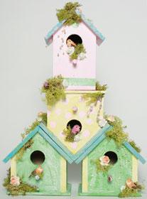 Beach Birdhouse Condo