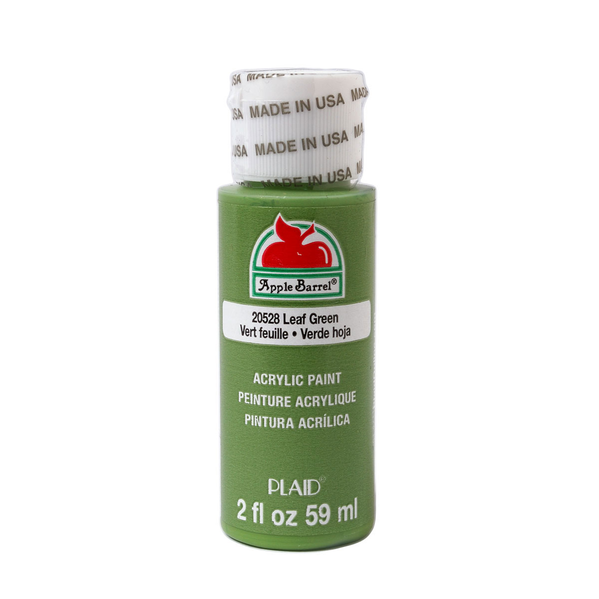 Apple Barrel ® Colors - Leaf Green, 2 oz.