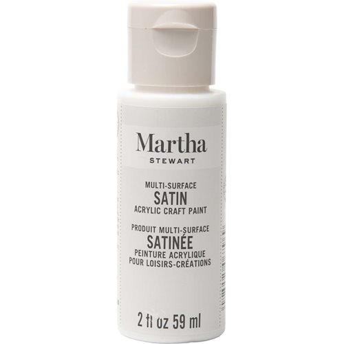 Martha Stewart® 2oz Multi-Surface Satin Acrylic Craft Paint - Wedding Cake