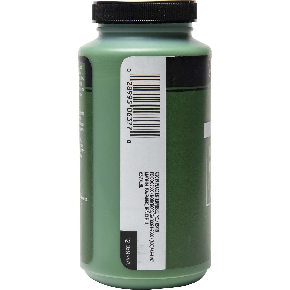 FolkArt ® Multi-Surface Satin Acrylic Paints - Classic Green, 16 oz.