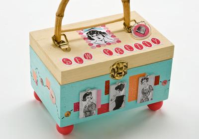 Sew Pretty Box