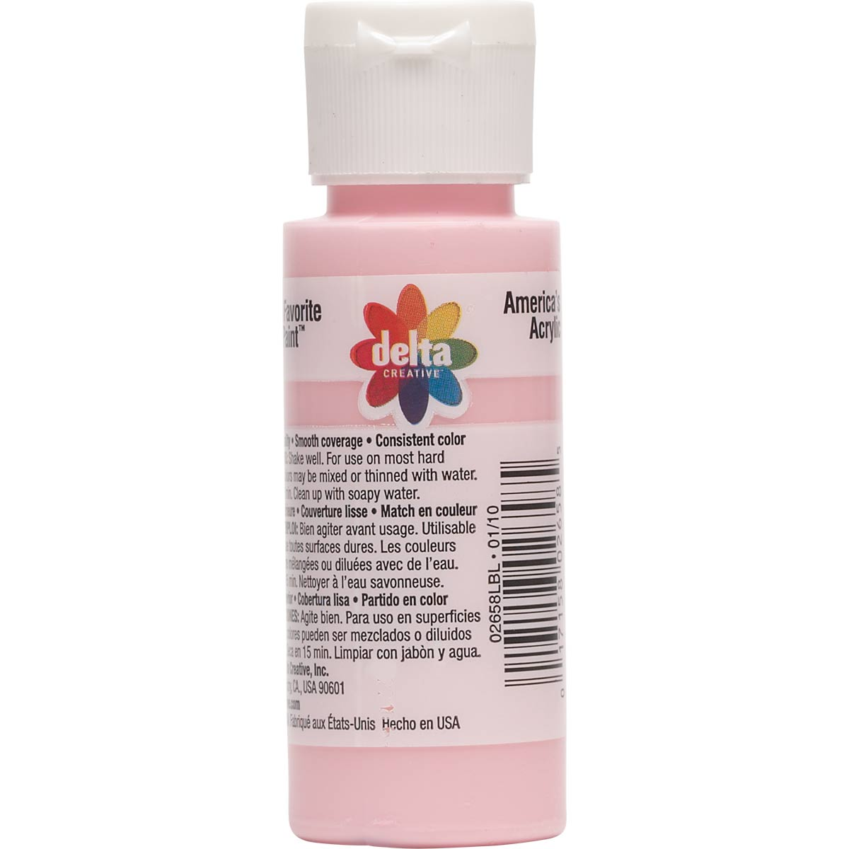 Delta Ceramcoat ® Acrylic Paint - Think Pink!, 2 oz. - 026580202W