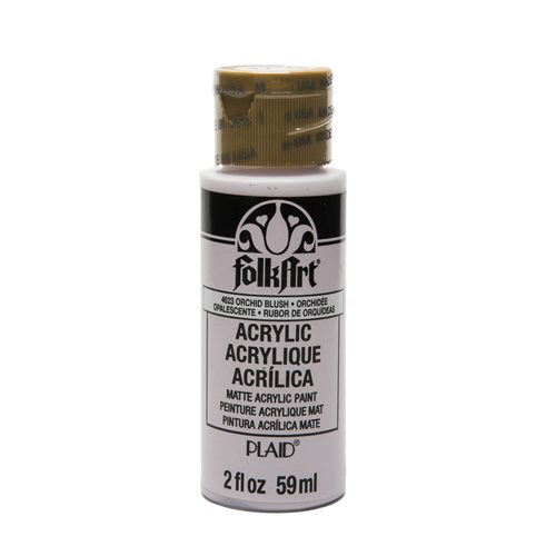 FolkArt ® Acrylic Colors - Orchid Blush, 2 oz. - 4623