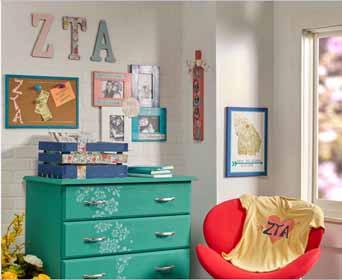 DIY Greek Room Decor