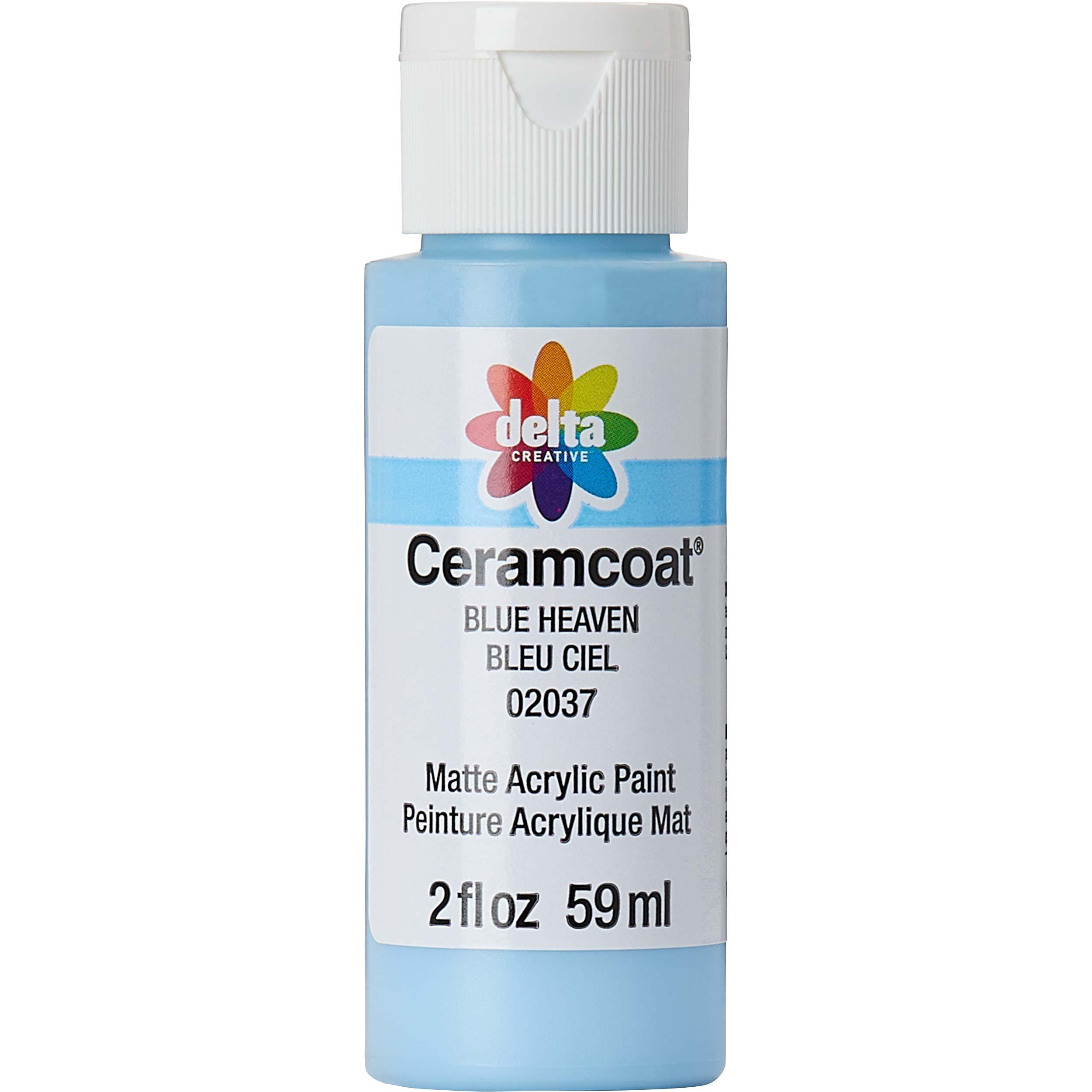 Delta Ceramcoat ® Acrylic Paint - Blue Heaven, 2 oz.