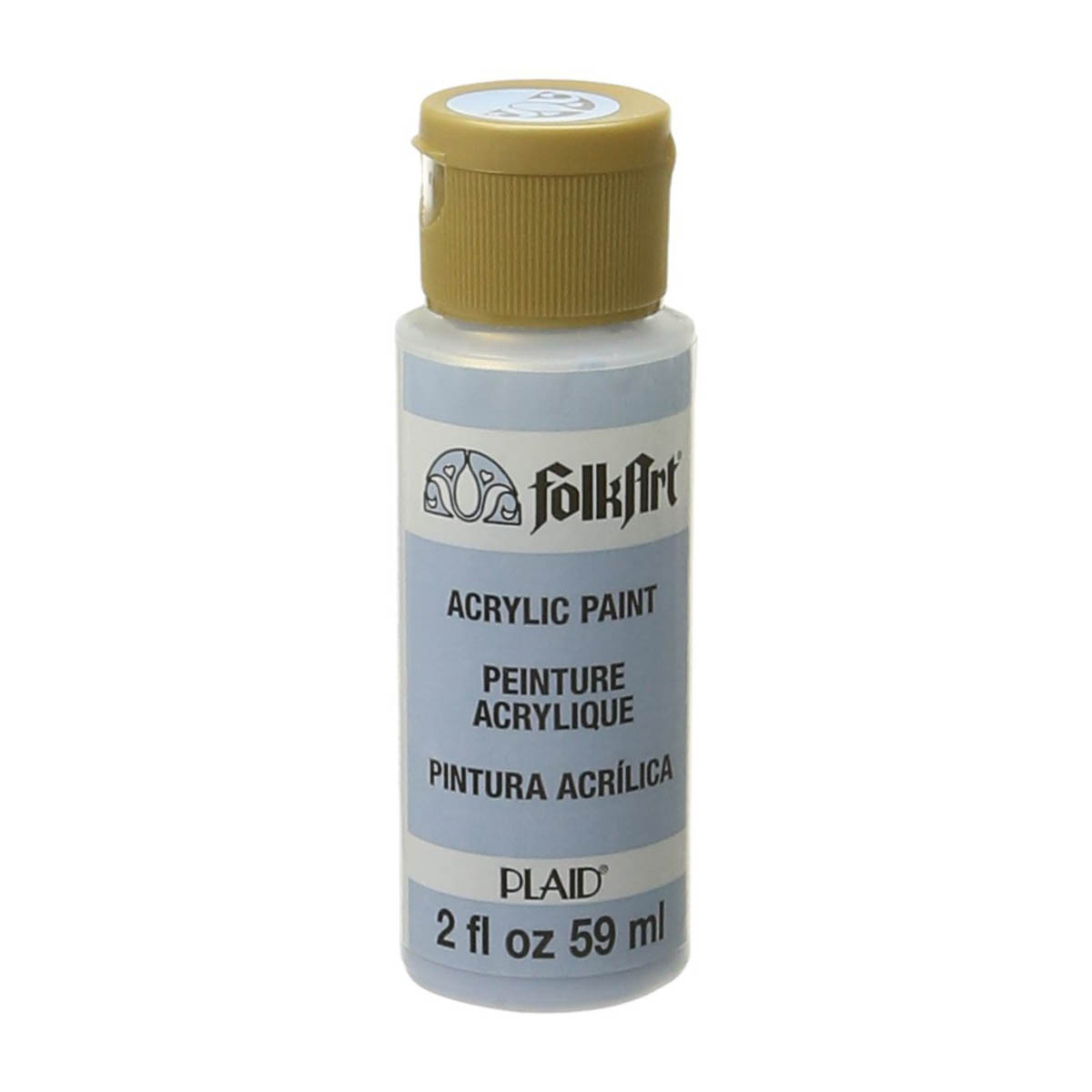 FolkArt ® Acrylic Colors - Baby Blue, 2 oz.