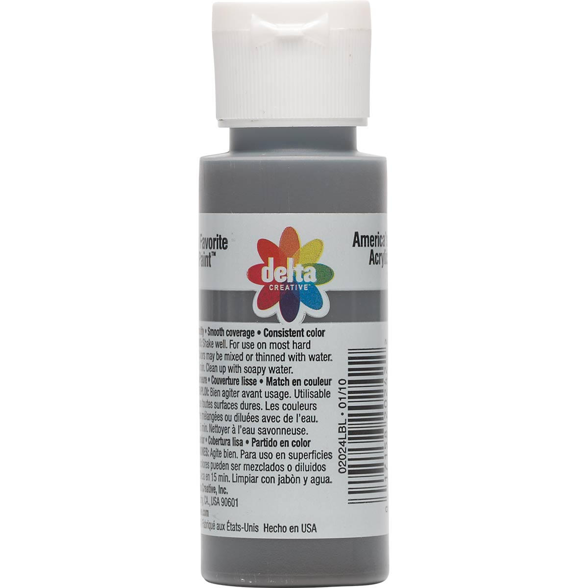 Delta Ceramcoat ® Acrylic Paint - Walnut, 2 oz. - 020240202W