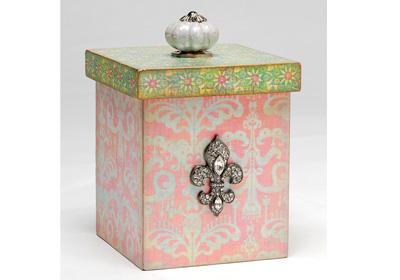 Beautiful Pearlescent Box