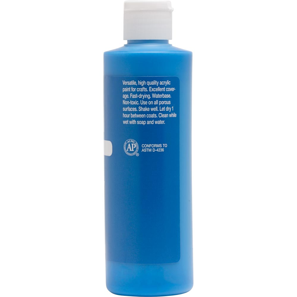 Apple Barrel ® Colors - Bright Blue, 8 oz. - K20717
