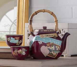 Customized Tea Set