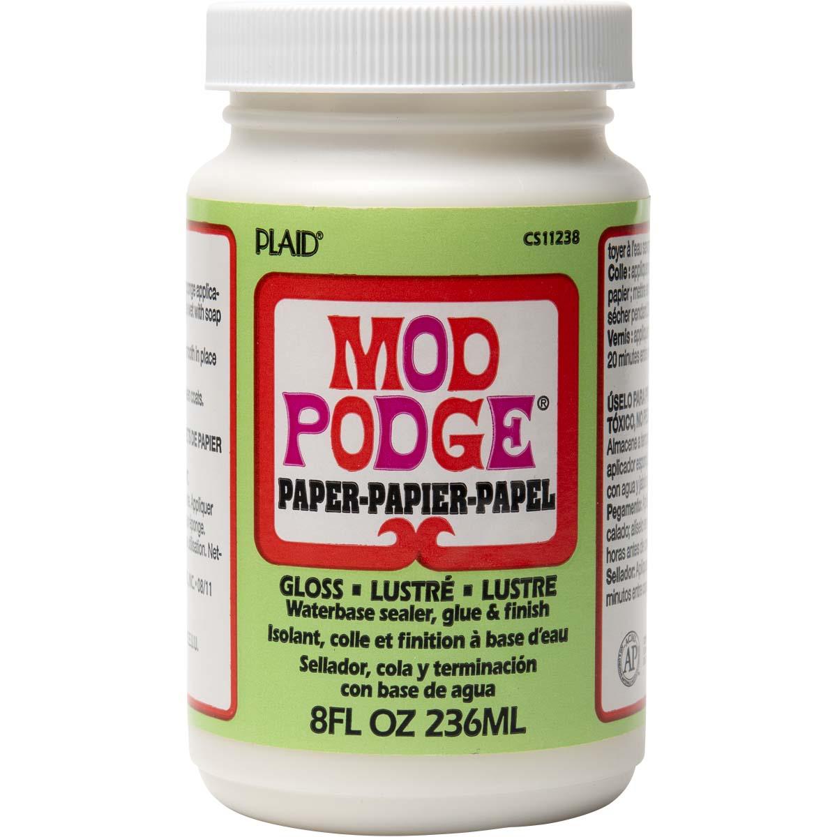 Mod Podge ® Paper - Gloss, 8 oz. - CS11238
