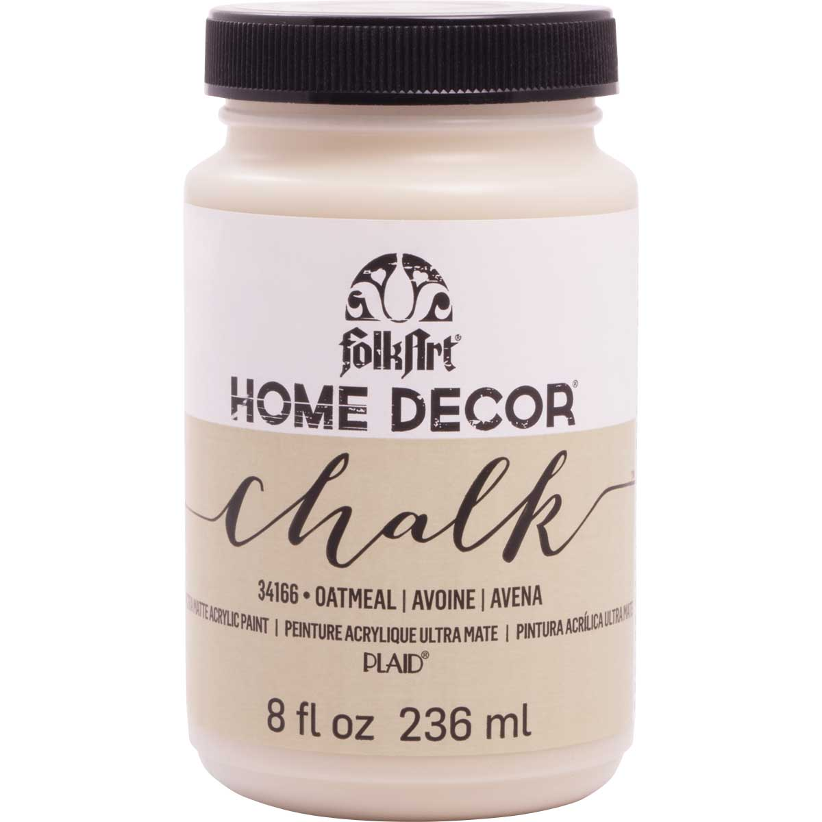 FolkArt ® Home Decor™ Chalk - Oatmeal, 8 oz. - 34166