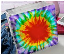 Tie-Dye Deco Block