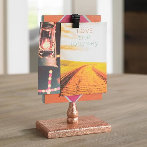 Triangle Mini Picture Stand