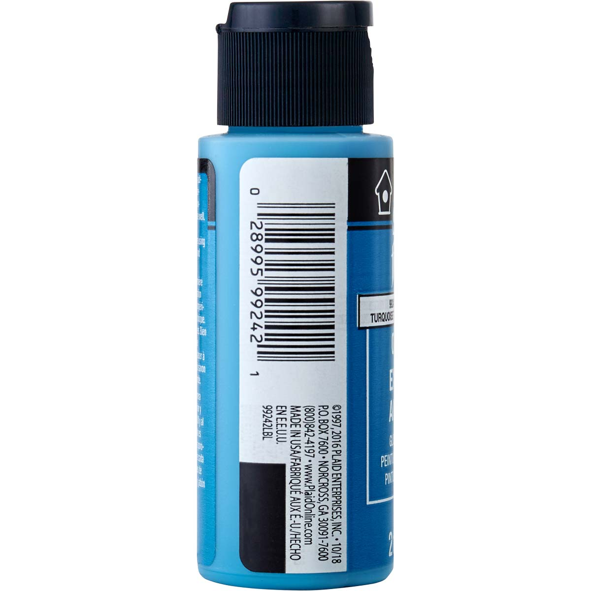 FolkArt ® Outdoor™ Acrylic Colors - Tempting Turquoise, 2 oz. - 99242