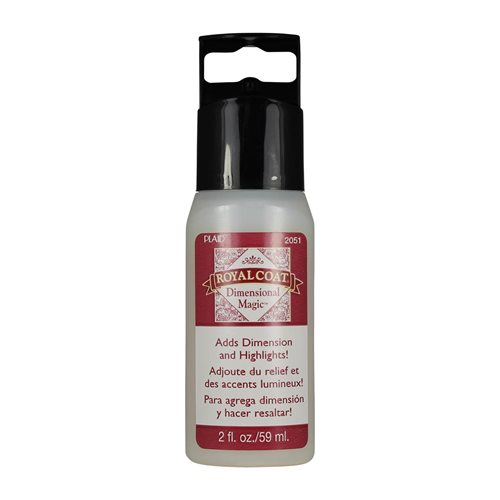 Royal Coat ® Dimensional Magic - Clear