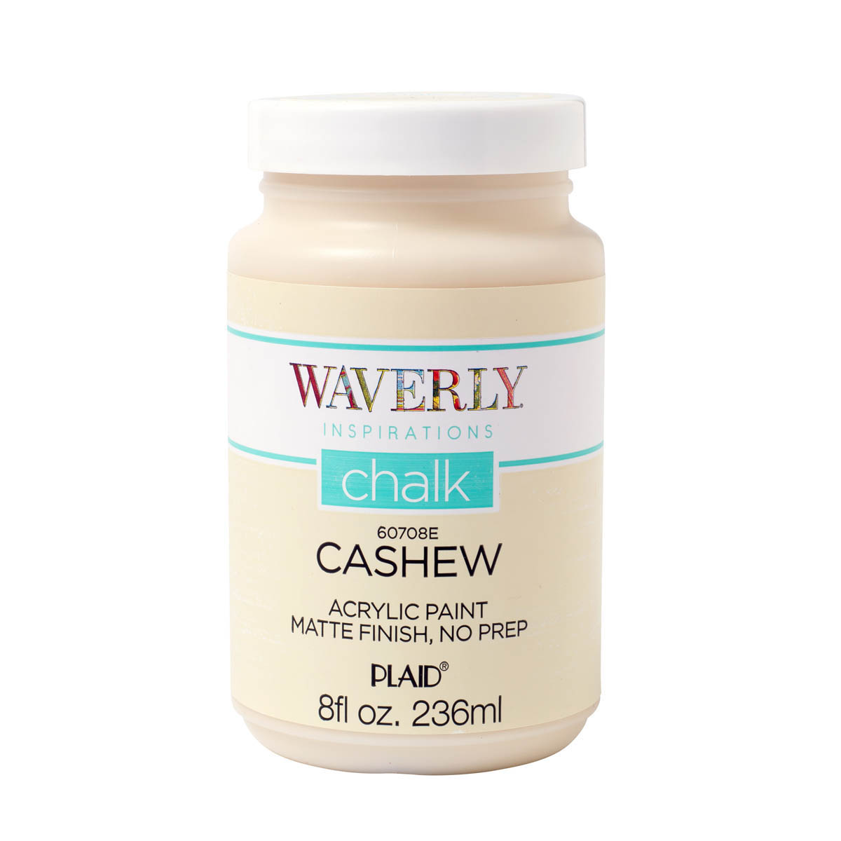 Waverly ® Inspirations Chalk Acrylic Paint - Cashew, 8 oz.