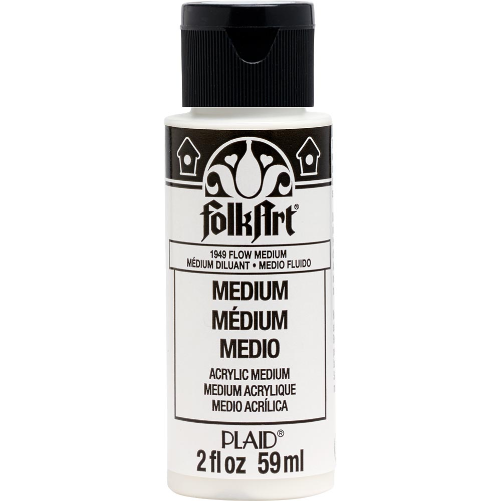 FolkArt ® Outdoor™ Acrylic Colors - Flow Medium, 2 oz. - 1949