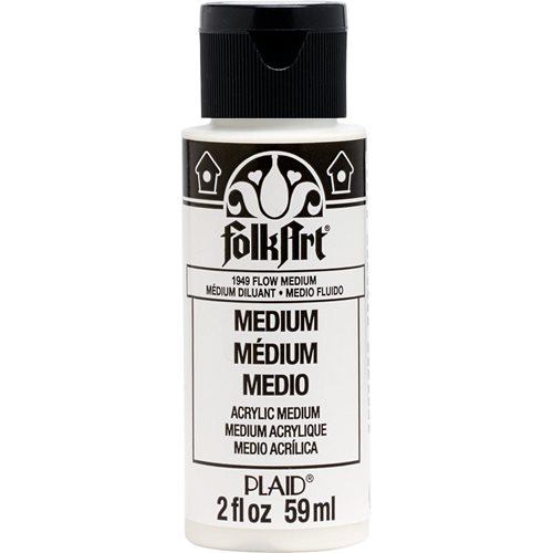 FolkArt ® Outdoor™ Acrylic Colors - Flow Medium, 2 oz.