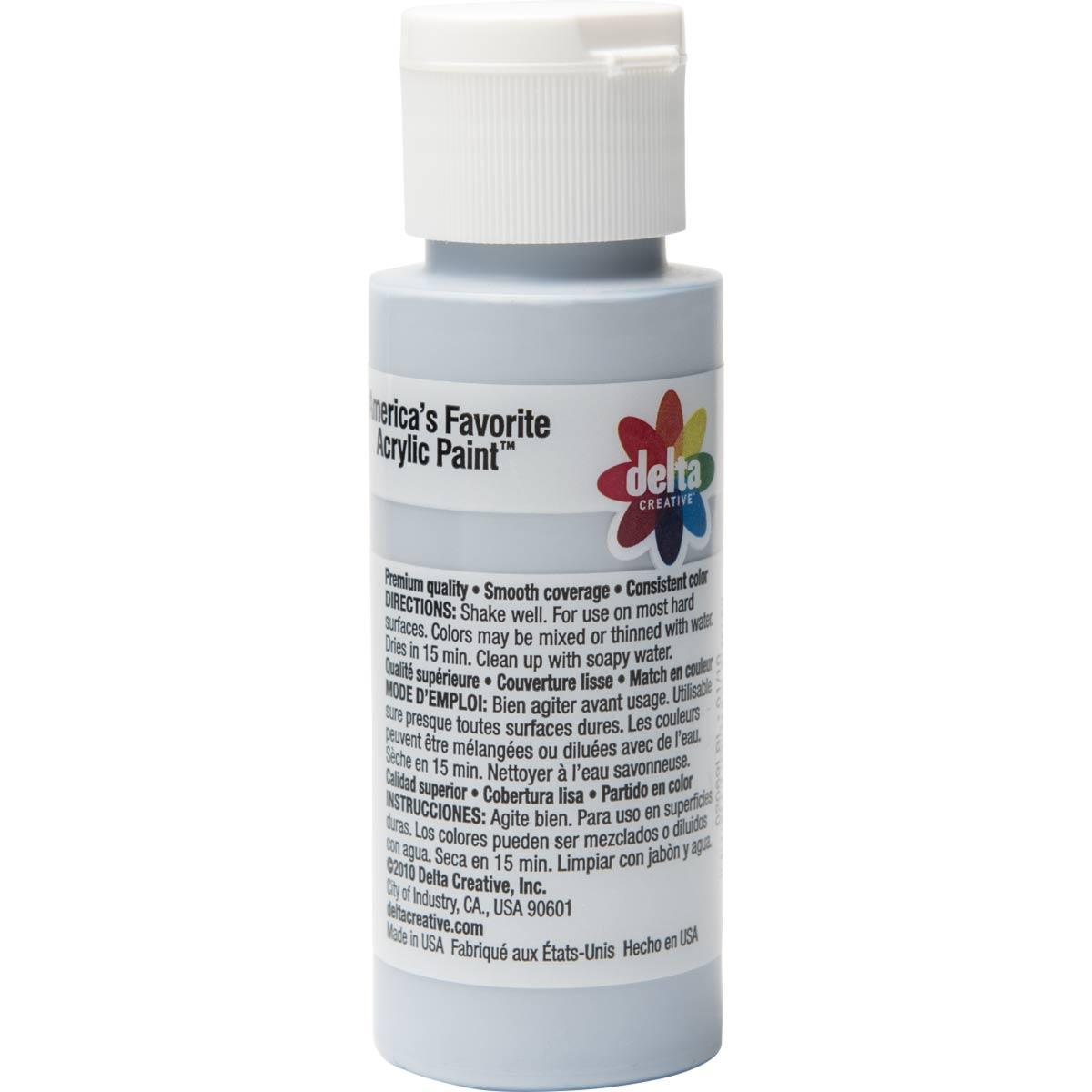 Delta Ceramcoat ® Acrylic Paint - Wedgwood Blue, 2 oz.